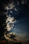 Awan, Ray of Light behind the clouds