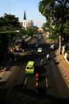 jembatan penyebrangan orang, Jl. Merdeka Balai kota Bandung