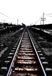 lapindo, porong sidoarjo, the railway