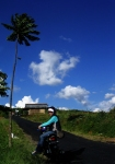 road to warung daweung caringin tilu