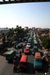 jembatan penyebrangan orang, Jl. Suci (PHH. Mustapha) bandung