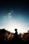 foto siluet -inspiration of loneliness-