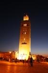 Katoubia Minaret - Katoubia Mosque