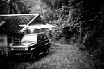 dekat curug Sanghyang Taraje, Garut