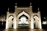 The Gate of Baiturrahman Mosque Aceh